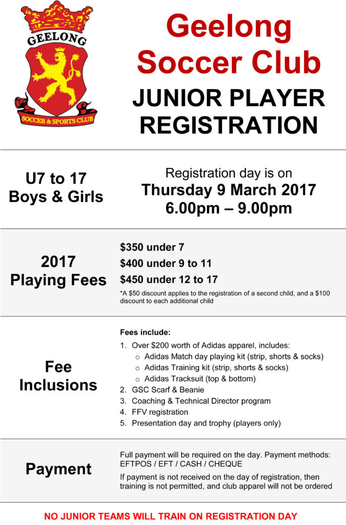 GSC Registration Day Flyer 2017 Final